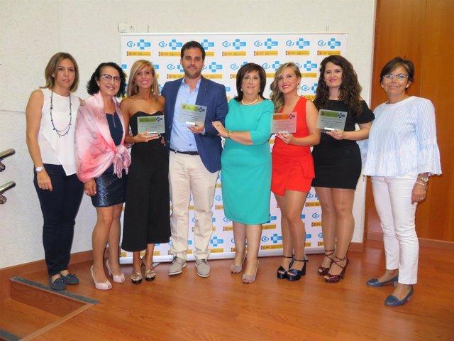 Una promoción de matronas se gradúa en Melilla