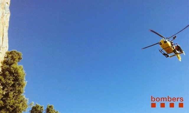Helicóptero de Bombers de la Generalitat