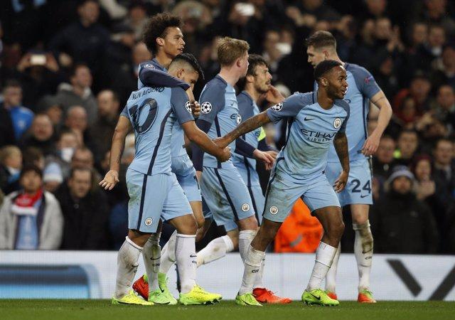 El Manchester City en Champions