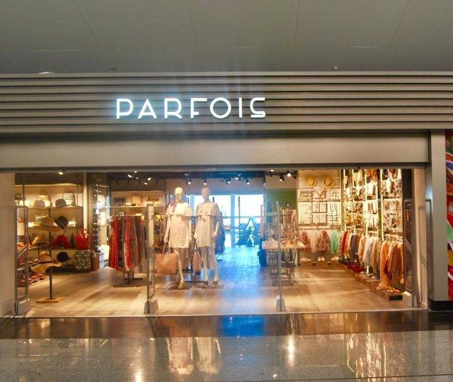 Tienda aeropuerto Parfois