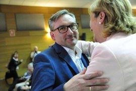 Joaquín Juste, nuevo presidente provincial del PP en Teruel