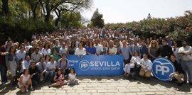 El PP de Sevilla elige este domingo a Virginia Pérez como presidenta en su XIV Congreso