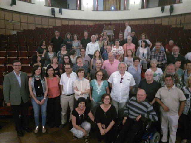 Reunión en Granada de Coordinadora por una Sanidad Pública