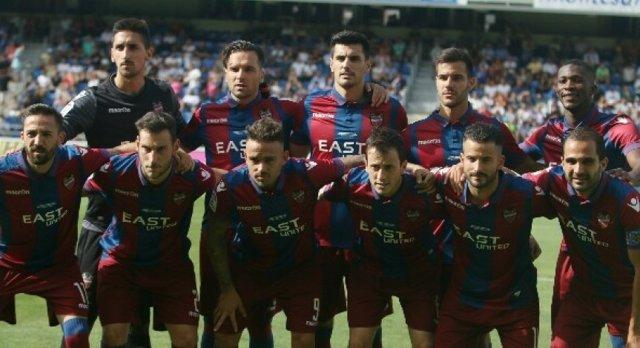 El Levante se proclama campeón de segunda