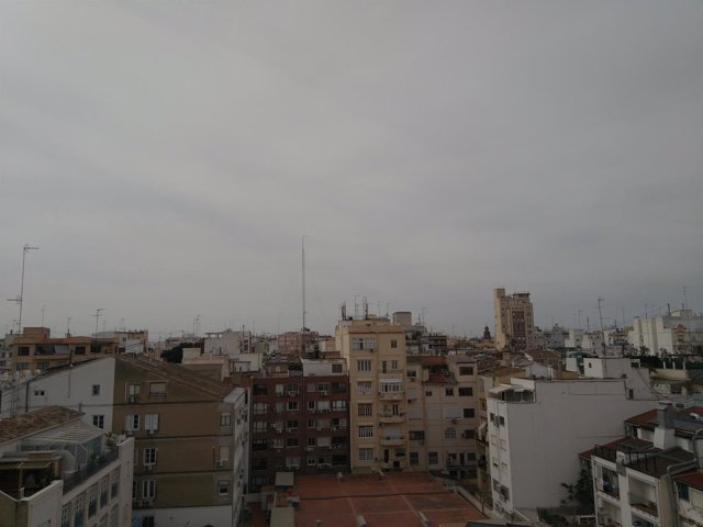 La nubosidad bajará durante la tarde