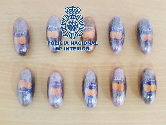 La Policía Nacional Actúa En Varios Puntos De Menudeo De Drogas Deteniendo A Tre