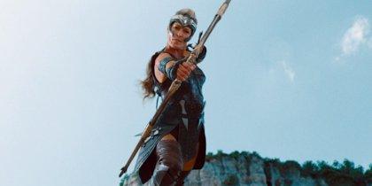 """Robin Wright: """"Wonder Woman habla del amor y la justicia"""""""