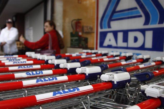 Recurso del supermercado Aldi