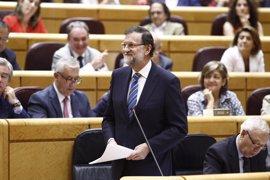 ERC preguntará a Rajoy en el Senado por la cuestión catalana al día siguiente de la conferencia de Puigdemont en Madrid