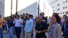 Ayudantes e interinos de la Universidad de Sevilla inician una huelga de dos semanas