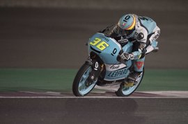 Mir reafirma su liderato en Moto3 y Canet concluye segundo en una accidentada carrera