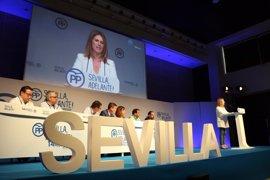 """El PP de Sevilla arranca su congreso con apelaciones a ser una """"familia"""" unida, con """"un único proyecto"""""""