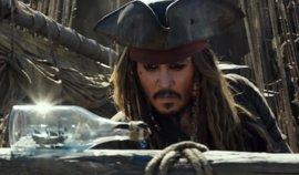 Johnny Depp rechazó el primer guión de Piratas del Caribe 5 porque el gran villano era una mujer