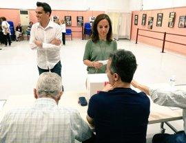 """Sara Hernández dice que las primarias son """"un paso importante en el fortalecimiento del proyecto socialista"""""""