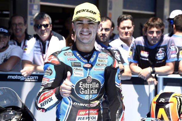 Arón Canet Gran Premio España Jerez