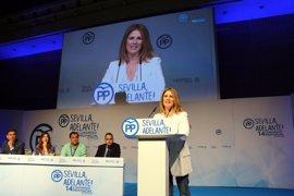 """PP-A ve a Andalucía como la """"derrotada"""" de las primarias del PSOE y exige el """"relevo"""" de Susana Díaz"""