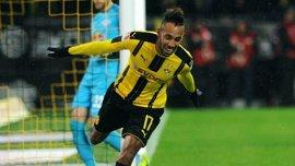 Aubameyang insinúa su salida del Borussia Dortmund