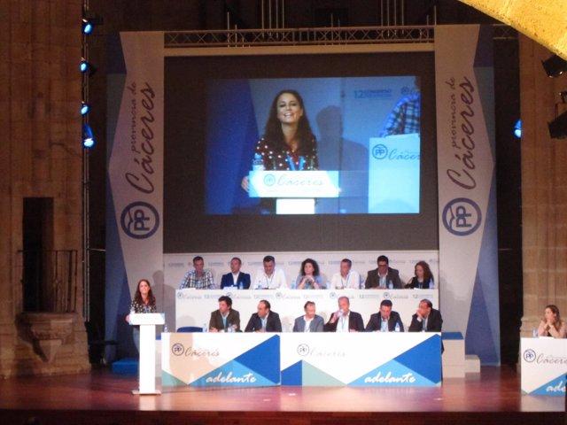 Visecretaria de Ideas y Programas del PP, Andrea Levy