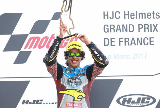Franco Morbidelli Francia Le Mans