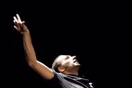 El bailaor Israel Galván abre en el Museo Universidad de Navarra los encuentros 'Pensar el flamenco'