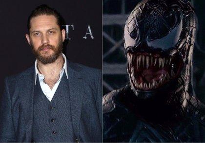 Así sería Tom Hardy como Venom en el spin-off de Spider-Man