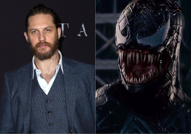 Tom Hardy/Venom