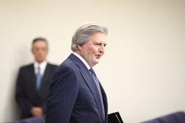 """Méndez de Vigo asegura que España está en condiciones para """"liderar"""" la Unión Europea"""