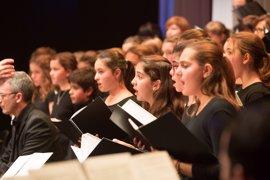 La Coral de Cámara de Pamplona busca voces para sus coros infantiles