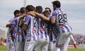 El Real Valladolid empata y se hace con un puesto de 'play-off'