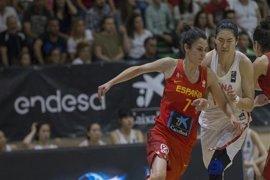 España somete a China con una Alba Torrens estelar