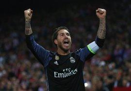 Sergio Ramos y Marcelo suman su cuarto título de Liga