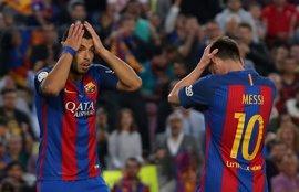 Remontada estéril del Barça para evitar el 'harakiri'