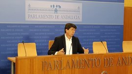 "Marín (Cs) espera que la ""división interna"" del PSOE no ""afecte"" a Andalucía"