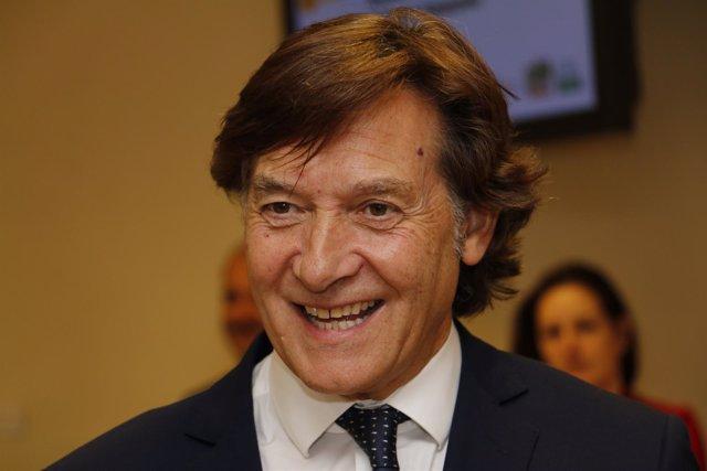 José Ramón Lete, presidente del CSD