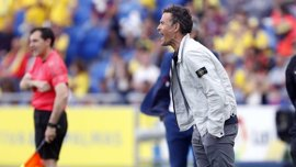 "Luis Enrique: ""No hemos sido suficientemente regulares"""