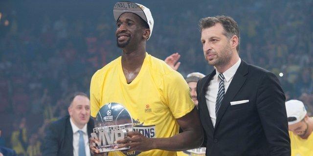 Udoh, MVP de la 'Final Four' de la Euroliga