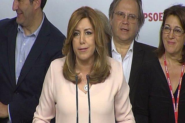 """Díaz asegura que van a """"arrimar el hombro"""""""