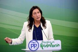 """PP-A: """"Susana Díaz debe plantearse marcharse porque en su propio partido no se fían de ella"""""""