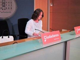 """Cs pide a Pedro Sánchez """"una oposición constructiva y responsable"""""""