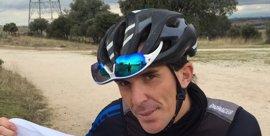 Luis Pasamontes da una charla en el Liceo Europeo de Madrid sobre cómo pedalear seguro