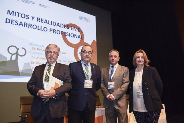 Congreso nacional SEMG: Presentación DP-SEMG y participación pacientes