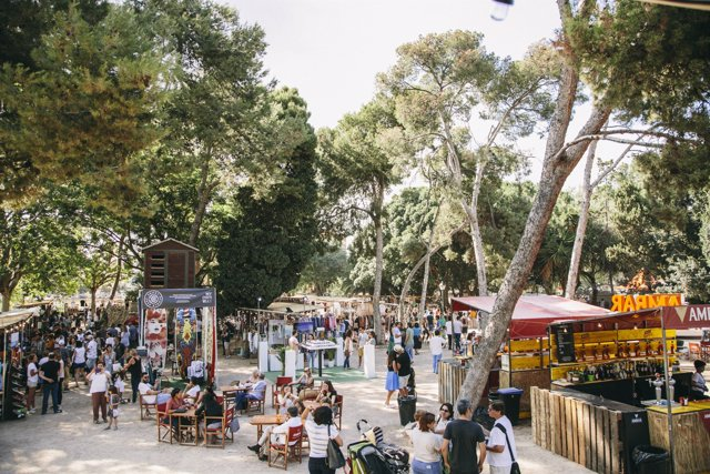 Imagen del Palo Market Fest Valencia