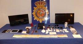 Desarticulado en Talavera un grupo delictivo que se había apoderado del menudeo de cocaína