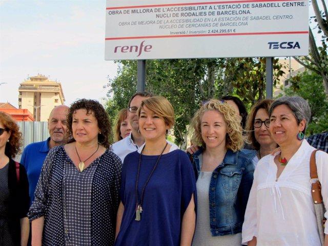La diputada en el Congreso de los Diputados del PDeCAT Lourdes Ciuró