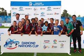 El Reus se gana un sitio en la Final Nacional de la Danone Nations Cup