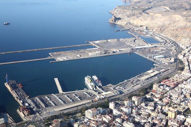 Puerto de Almería