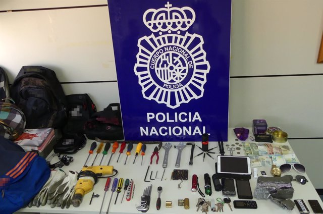 "Nota De Prensa: ""La Policía Nacional Desarticula Un Peligroso Grupo Criminal Ded"