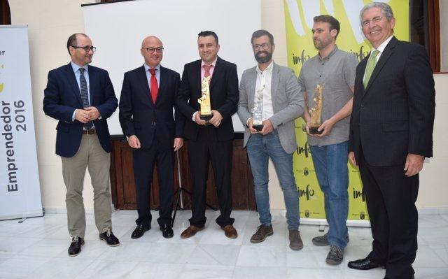 Foto/ Premios 'Emprendedor Del Año Info Clh'