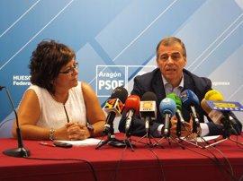 """El PSOE del Alto Aragón apela a la unidad para que haya un partido """"fuerte"""" que pueda ganar las elecciones"""