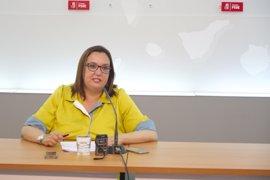 """Gestora del PSOE canario destaca la """"lección de democracia"""" en las primarias y pide a Sánchez """"recolocar"""" al partido"""